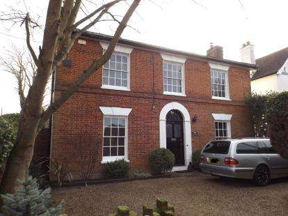 House for sale in Mistley, Manningtree, Essex