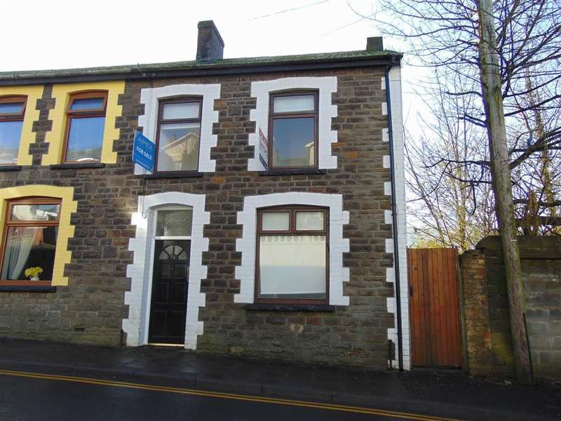 3 Bedrooms Property for sale in Penrhys Road, Pentre