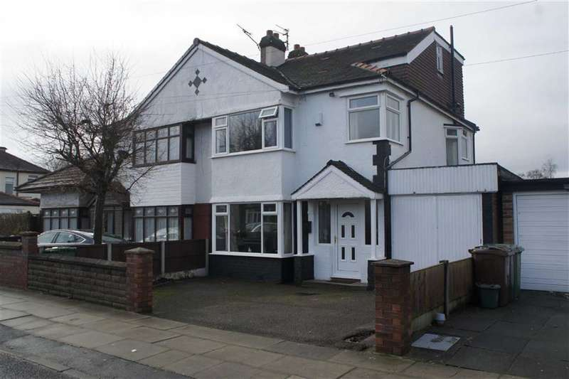 4 Bedrooms Property for sale in Ormonde Drive, Maghull