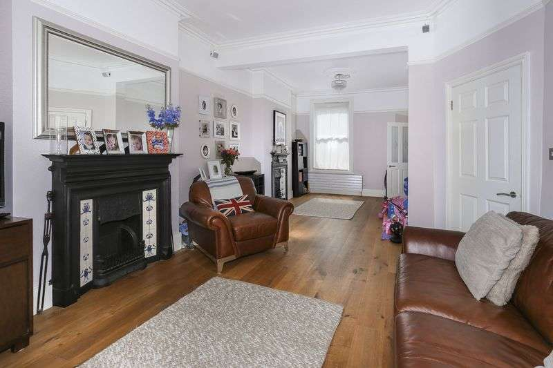 5 Bedrooms Terraced House for sale in Coleridge Road, N8