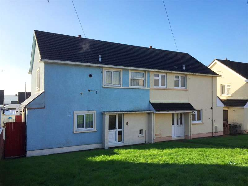 3 Bedrooms Semi Detached House for sale in College Park, Neyland, Milford Haven