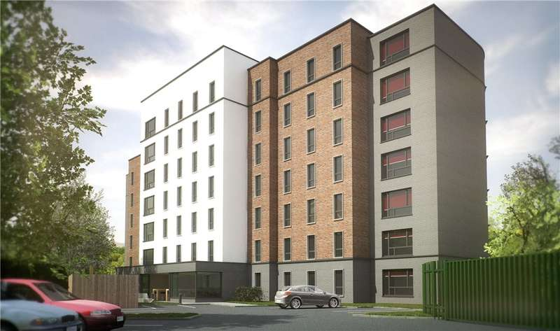 1 Bedroom Studio Flat for sale in Austin Hall, Servia Road, Leeds, LS7