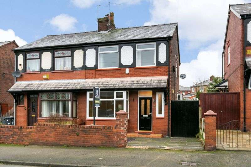 3 Bedrooms Semi Detached House for sale in Hornby Street, Swinley, WN1 2DR