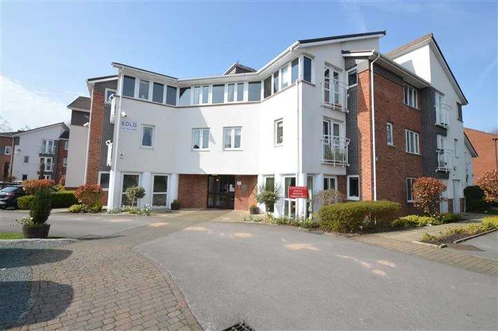 2 Bedrooms Apartment Flat for sale in Blackwood Court, 236 Woolton Road, Childwall, L16