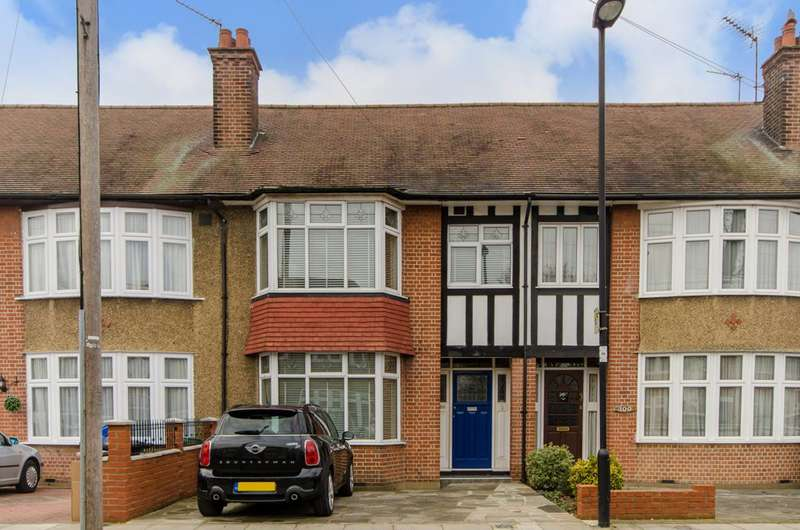 3 Bedrooms House for sale in Ladysmith Road, Enfield, EN1