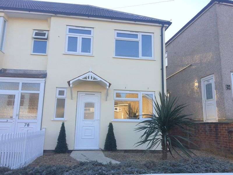 3 Bedrooms Terraced House for sale in Lullingstone Avenue, Swanley