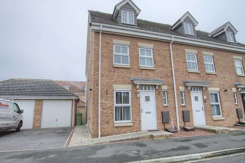 3 Bedrooms Terraced House for sale in Pennyroyal Road, Stockton-on-tees