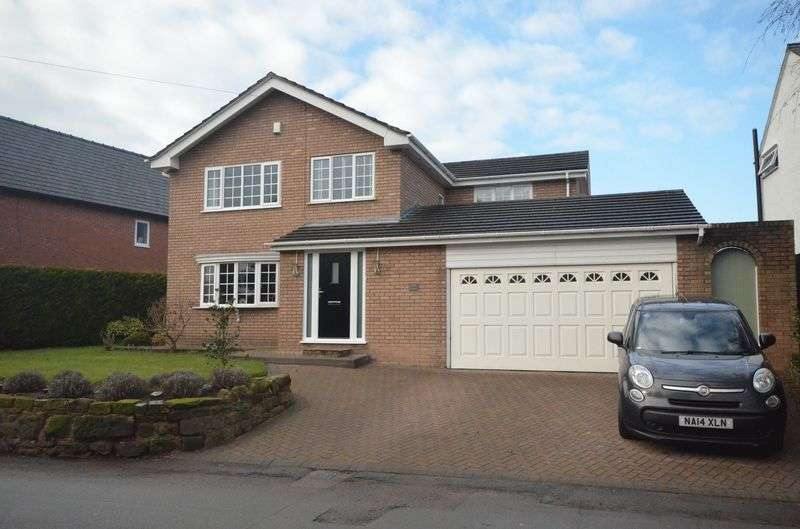 4 Bedrooms Detached House for sale in Hockenhull Lane, Tarvin, Chester