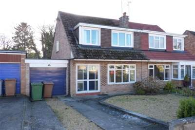 3 Bedrooms Semi Detached House for rent in Wentworth Drive, Bromborough