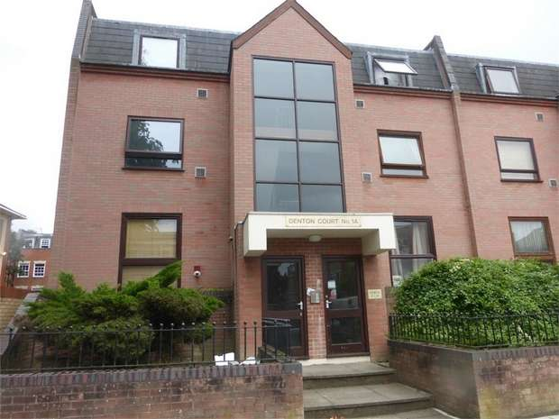 2 Bedrooms Flat for sale in Denton Court, 1a Avenue Road, Isleworth, Middlesex