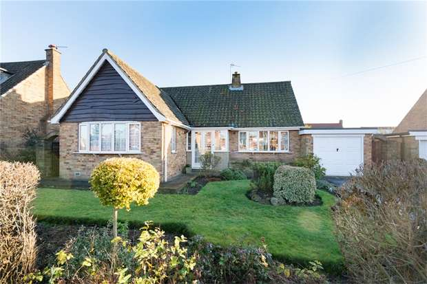 2 Bedrooms Detached Bungalow for sale in Bad Bargain Lane, YORK