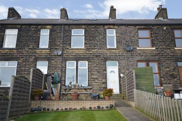 3 Bedrooms Cottage House for sale in Wesley Terrace, Denby Dale, HUDDERSFIELD, West Yorkshire