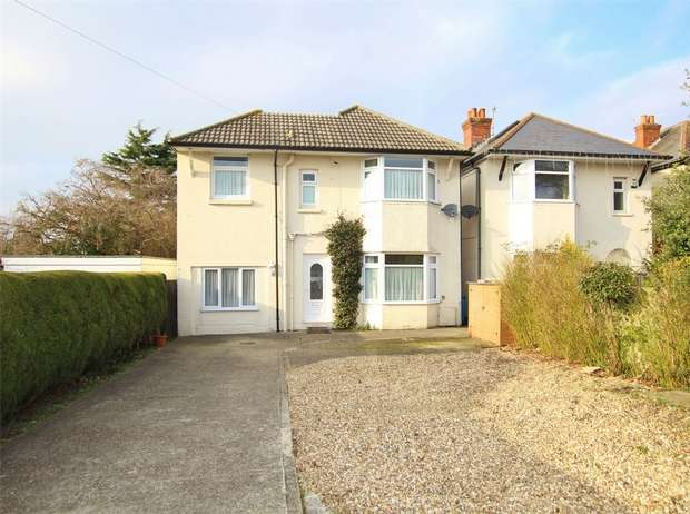 5 Bedrooms Detached House for sale in Ringwood Road, Oakdale, POOLE, Dorset