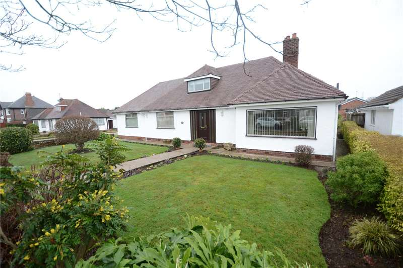 4 Bedrooms Detached Bungalow for sale in Sandham Grove, Heswall, Wirral