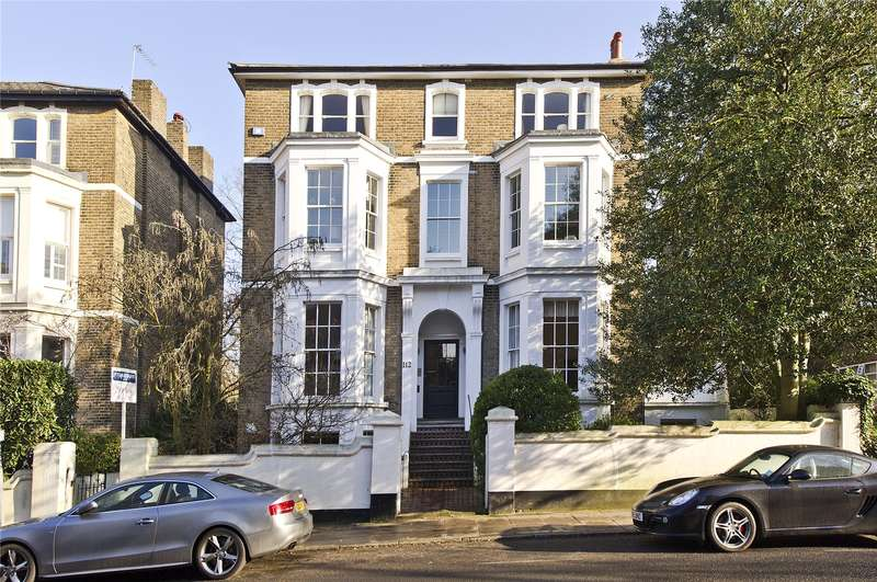 1 Bedroom Flat for sale in Church Road, Richmond, TW10