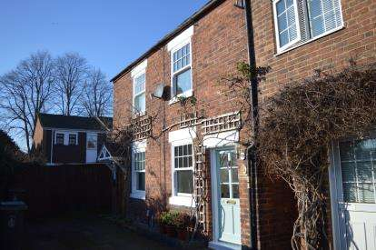 2 Bedrooms Town House for sale in Townfields, Lichfield, Staffordshire