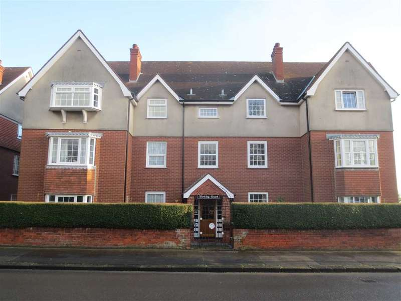 3 Bedrooms Apartment Flat for sale in Berkley Court, Holbeck Hill, Scarborough
