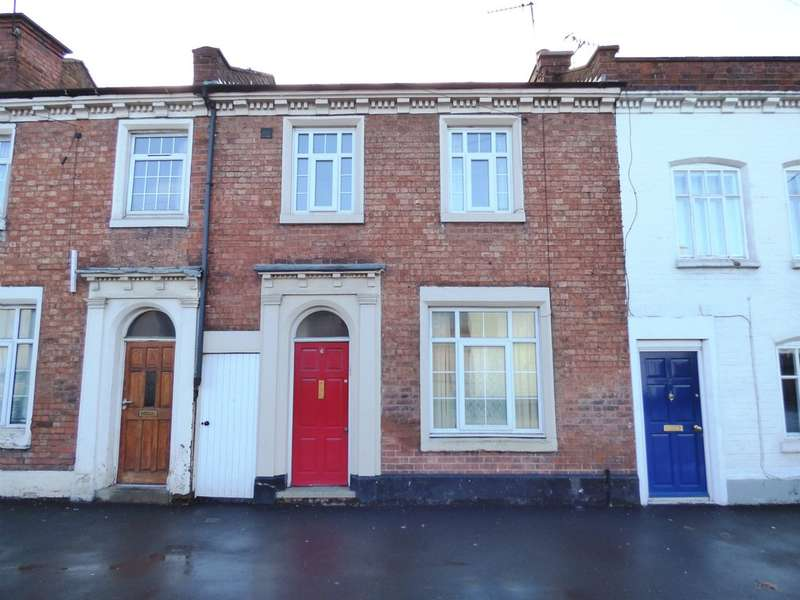 2 Bedrooms Terraced House for sale in Leicester Street, Leamington Spa