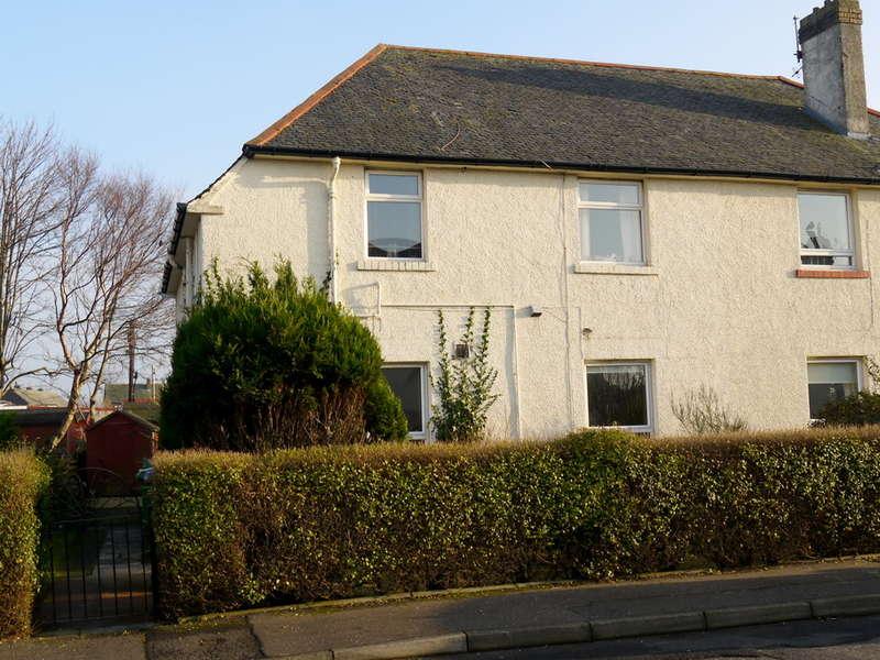 2 Bedrooms Ground Flat for sale in Wellington Street, Prestwick, KA9