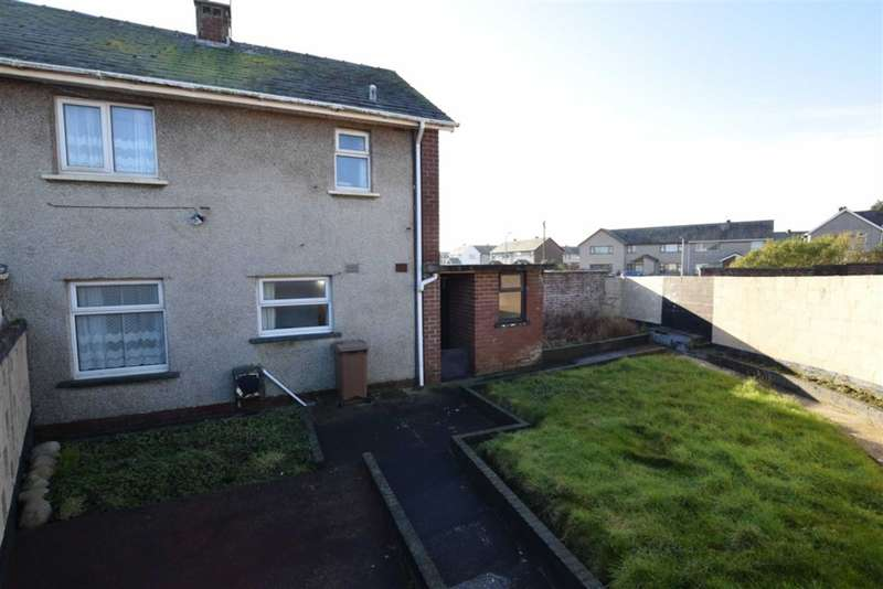 3 Bedrooms Property for sale in Rother Green, Barrow In Furness, Cumbria