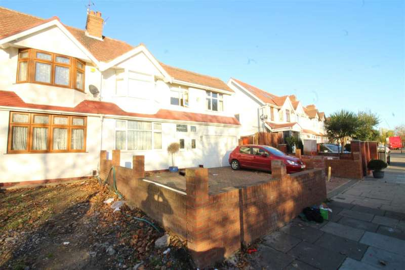 5 Bedrooms Semi Detached House for sale in White Hart Lane, Tottenham