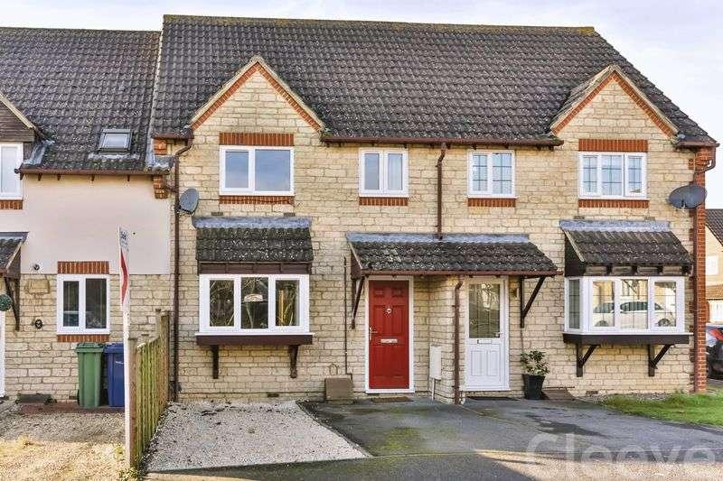 3 Bedrooms Terraced House for sale in Cutsdean Close, Cheltenham