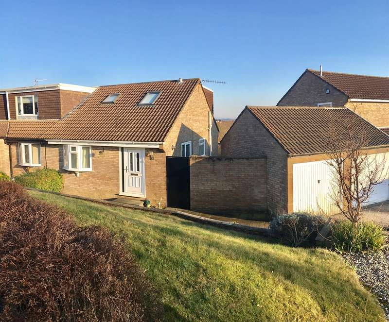 3 Bedrooms Semi Detached Bungalow for sale in Bryn Yr Ysgol, Caerphilly