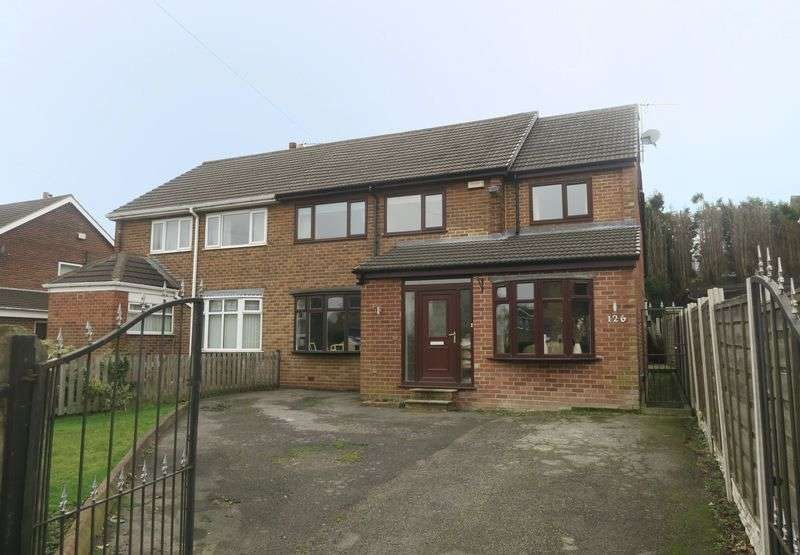 5 Bedrooms Semi Detached House for sale in Dewsbury Road, Tingley, Wakefield