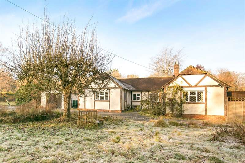 2 Bedrooms Detached Bungalow for sale in Lake View Road, Furnace Wood, East Grinstead, West Sussex, RH19