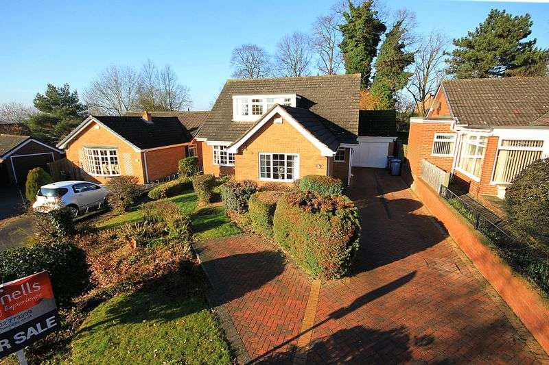 4 Bedrooms Detached House for sale in FAIRVIEW CLOSE, LITTLEOVER