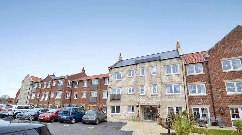 1 Bedroom Flat for sale in Ryebeck Court, Pickering