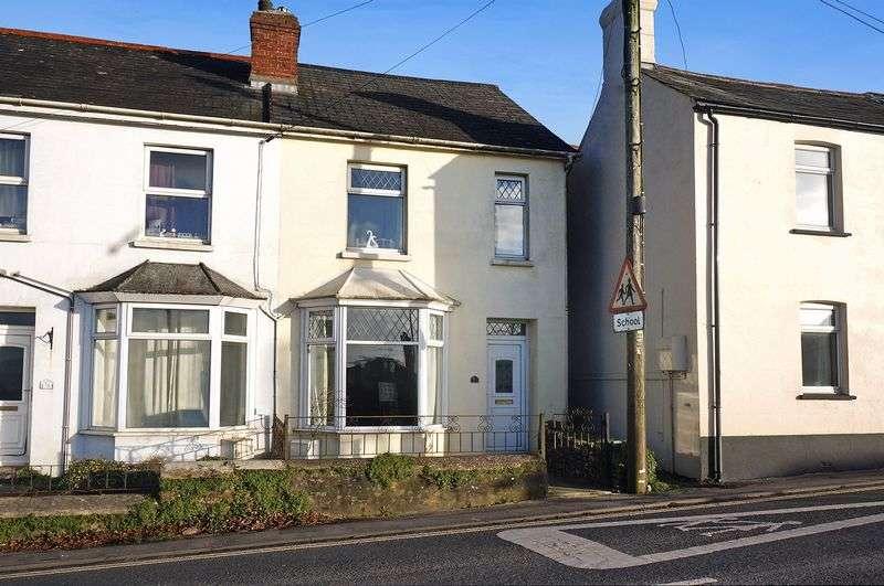 3 Bedrooms Terraced House for sale in Launceston Road, Callington