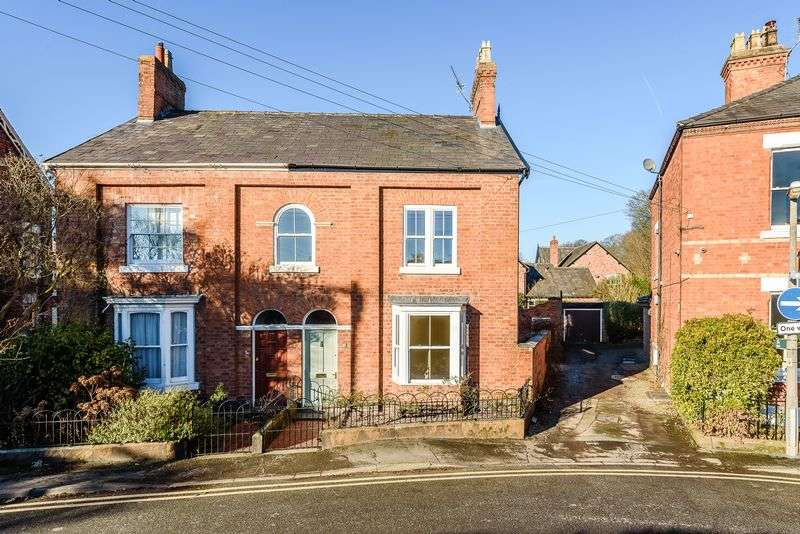 4 Bedrooms Semi Detached House for sale in Central Tarporley