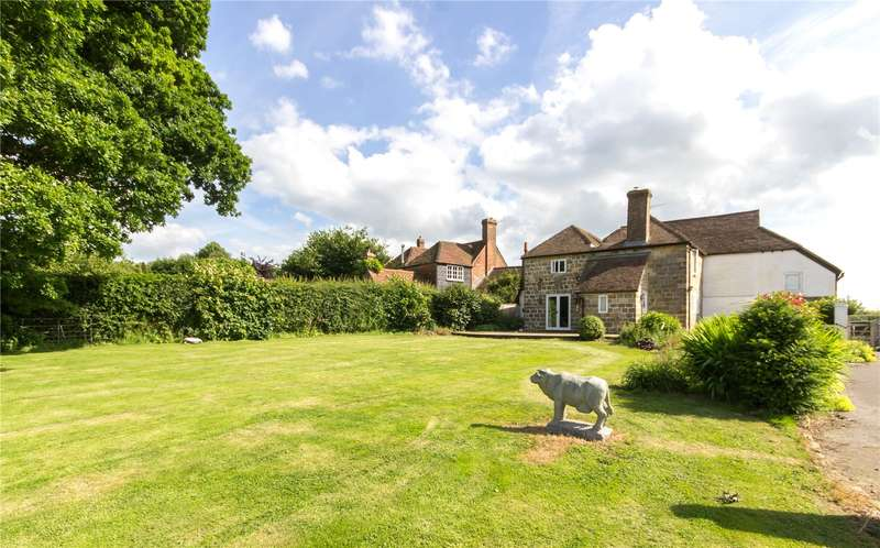 4 Bedrooms Semi Detached House for sale in Cade Street, Heathfield