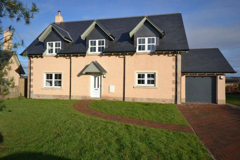 4 Bedrooms Detached House for sale in 3, Mounthooly Jedburgh, TD8 6TJ