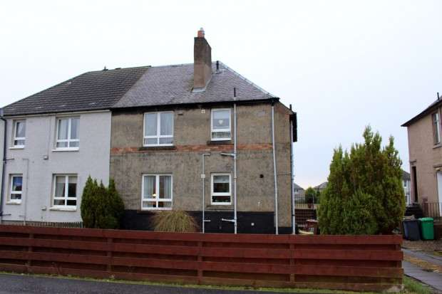 2 Bedrooms Flat for sale in Union Street, Kelty, KY4