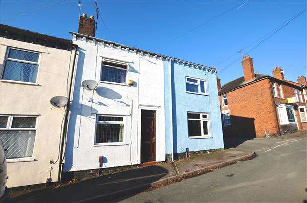 2 Bedrooms Terraced House for sale in Occupation Street, Newcastle, Newcastle-under-Lyme