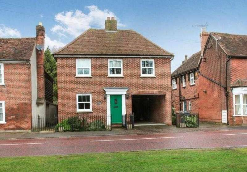4 Bedrooms Detached House for sale in Jasmine Cottage, Stock