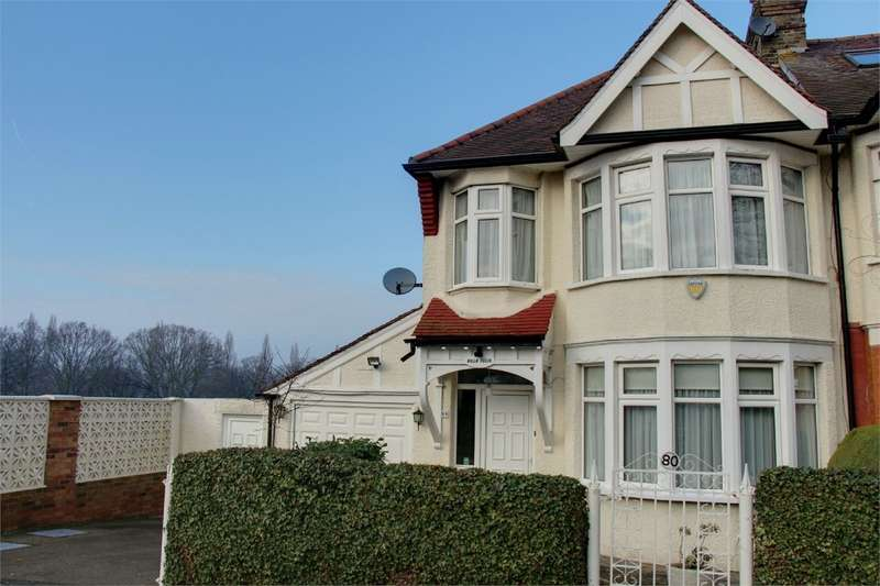 3 Bedrooms End Of Terrace House for sale in Bidwell Gardens, Muswell Hill Borders, London