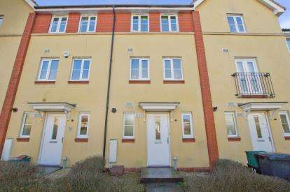 3 Bedrooms Terraced House for sale in Whitefield Road, Bristol, Somerset