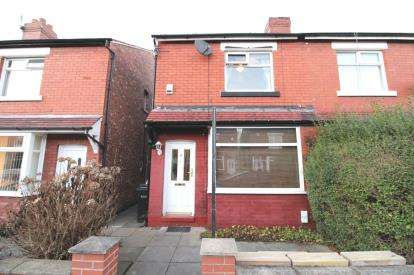 2 Bedrooms Semi Detached House for sale in Shaftesbury Road, Stockport, Greater Manchester