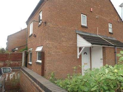 2 Bedrooms End Of Terrace House for sale in Junction Road, Handsworth, Birmingham, West Midlands