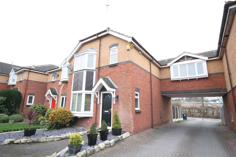 4 Bedrooms Mews House for sale in Mythop Road, Lytham
