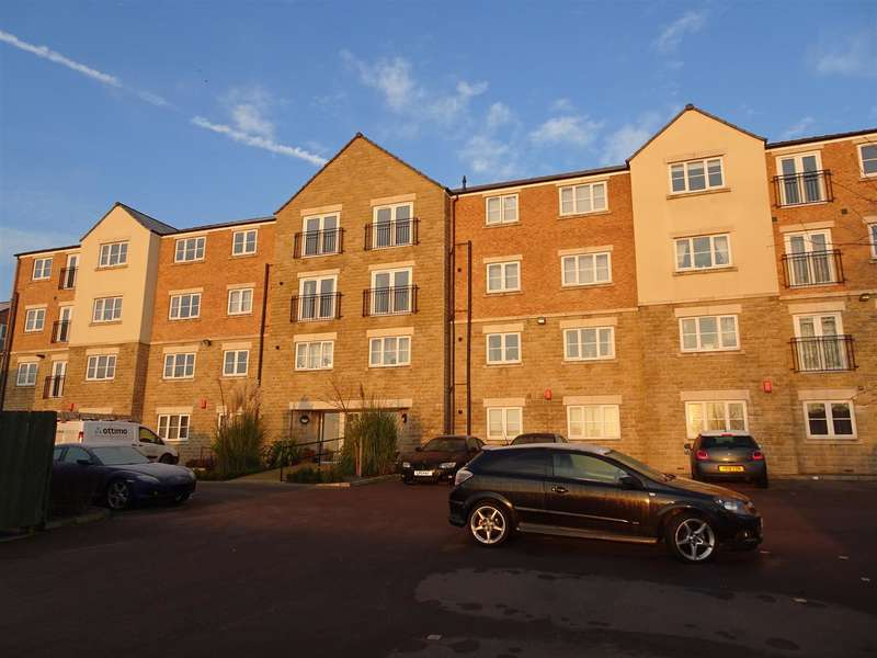 1 Bedroom Property for sale in Apartment 46, Trafford Apartments, Richmond Way, Rotherham, S61 2LJ