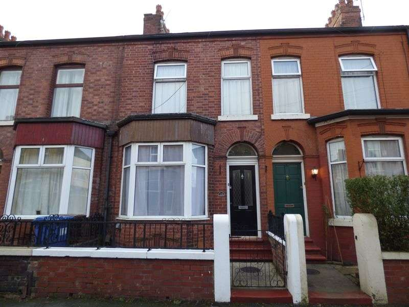 3 Bedrooms Terraced House for sale in Brighton Avenue, Stockport