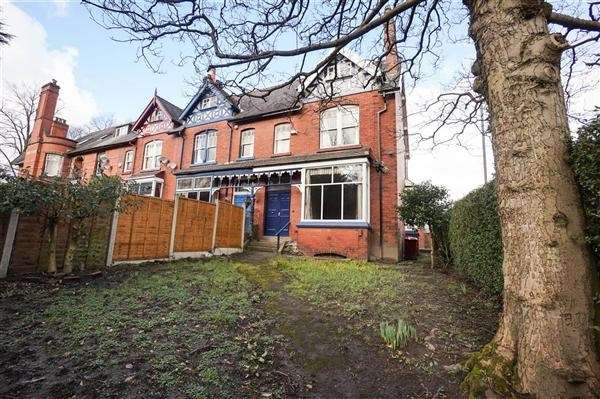 5 Bedrooms Terraced House for sale in Chorley New Road,Heaton