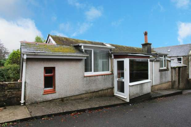 3 Bedrooms Semi Detached House for sale in Aidenkyle Road, Helensburgh, G84 0HL