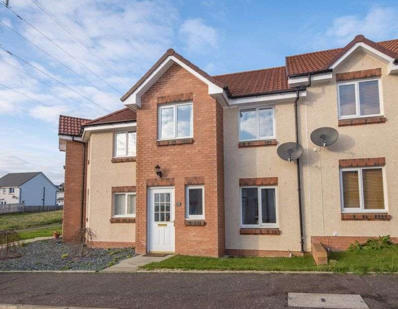3 Bedrooms Terraced House for sale in Swift Street, Dunfermline
