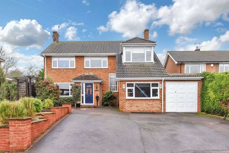 4 Bedrooms Detached House for sale in Loughbon, Orston
