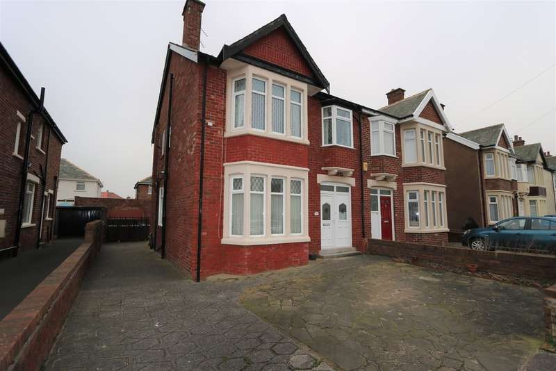 2 Bedrooms Apartment Flat for sale in Napier Ave, Blackpool